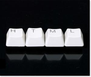 HTML TECLADO